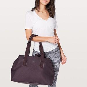 NWOT Lululemon Go Getter Bag Heatproof Pocket 26L
